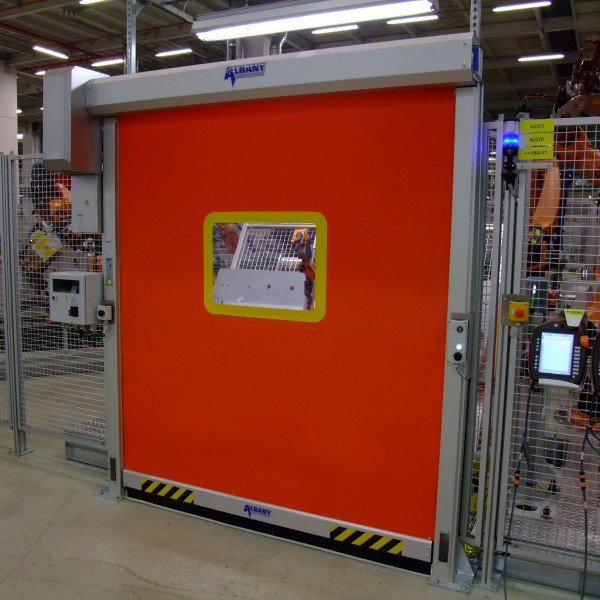Machine Protection Doors